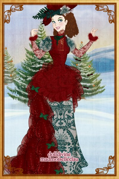 FoliaBelladonna Merry Christmas!! ~ This cannot compare to the amazing dolls