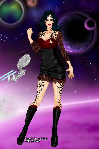 Falak Dax ~ Me as the Doll Divine Universe Joined Tr