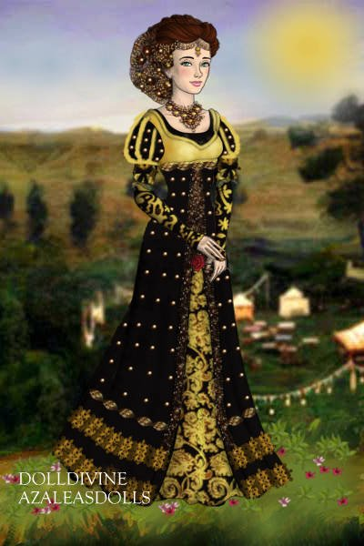 Italian Renaissance Fashion ~ For the Fashion History Contest to help