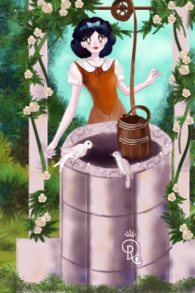 I\'m Wishing:Snow White ~ I hope you like this one. 