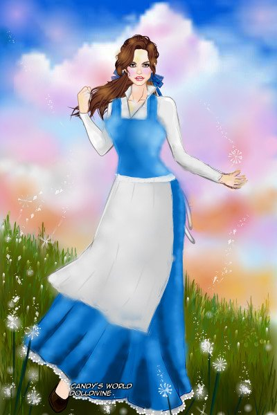 I Want Adventure:Belle ~ Hope you like this one. Another addition