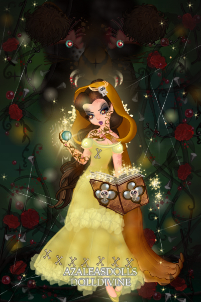 Belle and Her Beast Slave ~ Theme 1:Villains- Once upon a time there