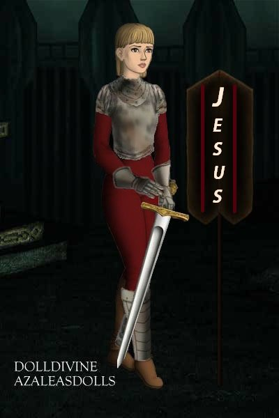 St. Joan of Arc ~ For NightOwl's Lady of that Name - Histo