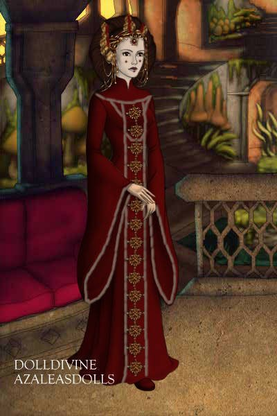 Queen Amidala ~ Padmé Amidala, Queen of Naboo