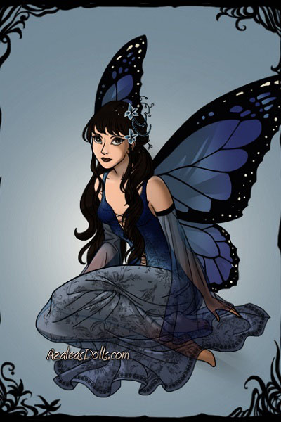 Fairy Me ~ Very like the real me, actually, only wi