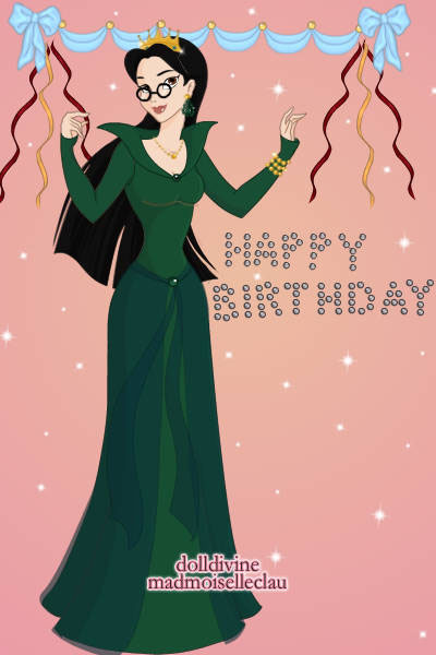 Birthday Queen (by CombatWombat) ~ MADE BY COMBATWOMBAT!  Thank you!  http: