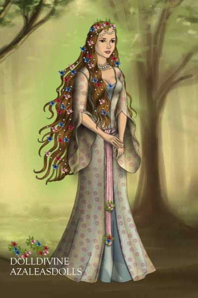 Petal II ~ She is the daughter of the Lady Spring a