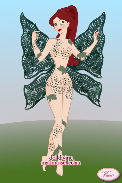 Photosynthetic Fairy ~ This is what I spent my days in Freshman