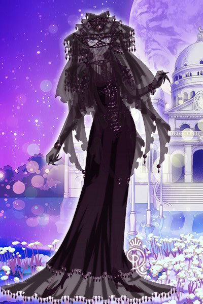 Final Noirfey Bride - Catleya? ~ My third and final #Noirfey bride.  Yes,
