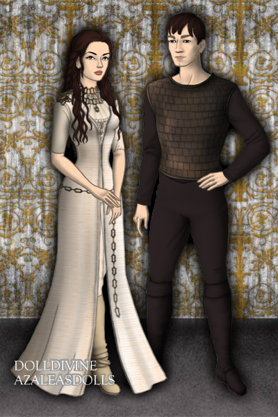 Lord Baduron and Lady Zolla ~ Lord Holder of Avern Hold and his Lady W