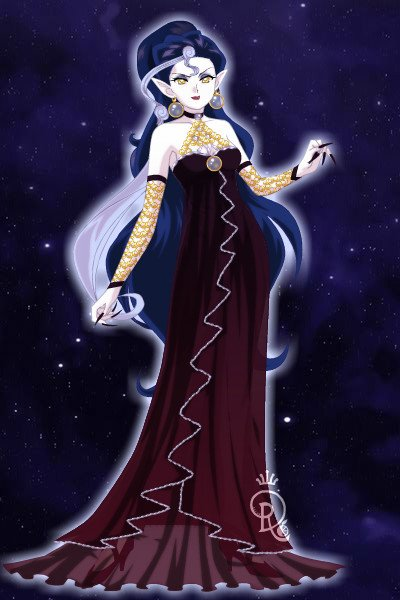 Eve of Reunion: Lady Deyandra di Camparo ~ Velen's mother, of course, wouldn't be l