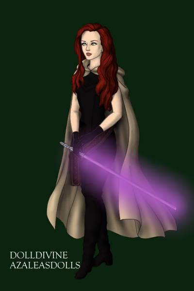 Mara Jade ~ Mara Jade (Skywalker), from the now not-