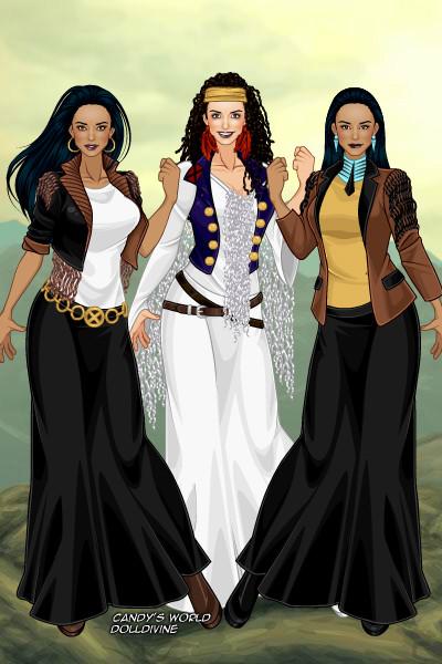 Walela ~ Walela is a trio, named for the Cherokee