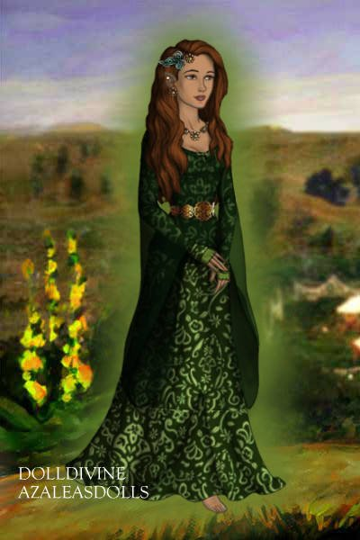 Yavanna, of the Valar ~ Another of the heavenly beings, Yavanna