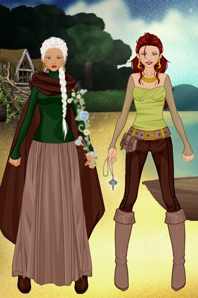 Costa del Sol ~ (#TwilightRealm, #Witches, #Dorch #Fae,