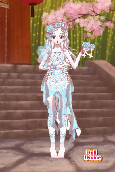 Liri\'el: the White Pearl ~ For Ki'konia's #VernalRegale2019, here i