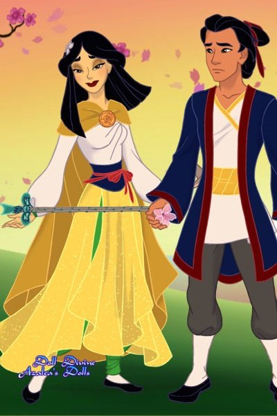 Heart to Heart ~ Continuing my #Mulan 2 retelling:  Mulan