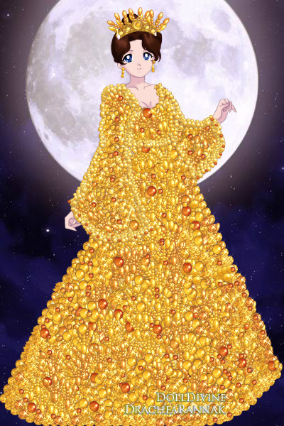 Gold Gown ~ =D