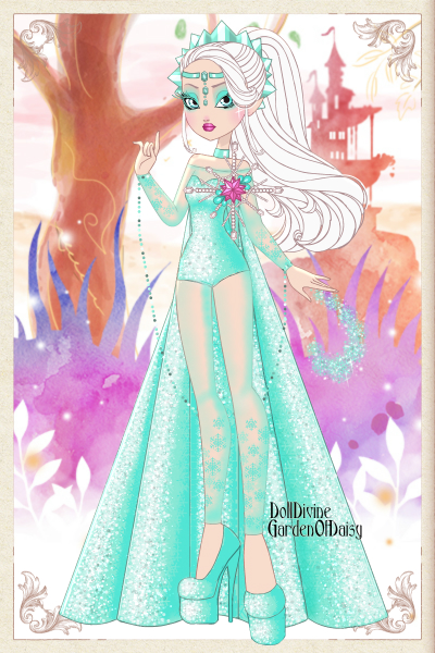 Ice Baby,Snow Queen ~ This is for the reimagine it yourself  #