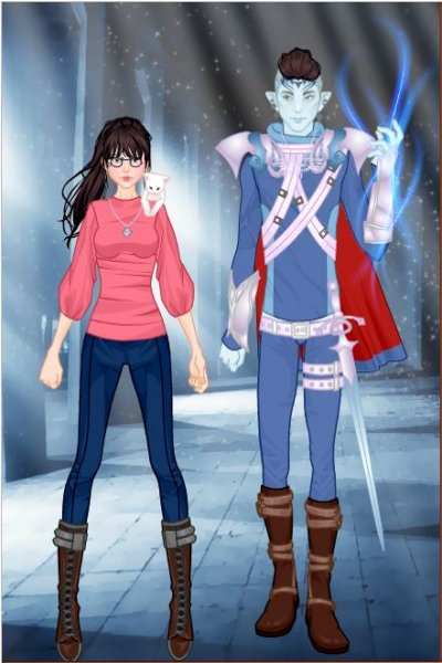 I could be the one... ~ Xion and Sabrina on their first Date. Th