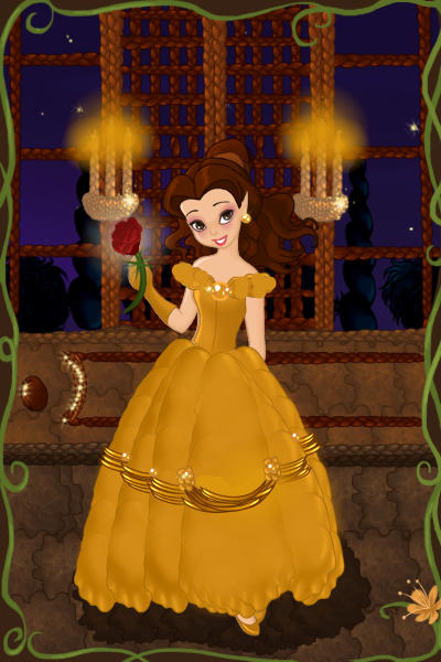 Belle ~ Scene: Tale as old as time/Dance scene