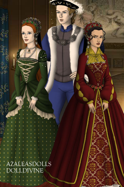 The Tudor Children ~