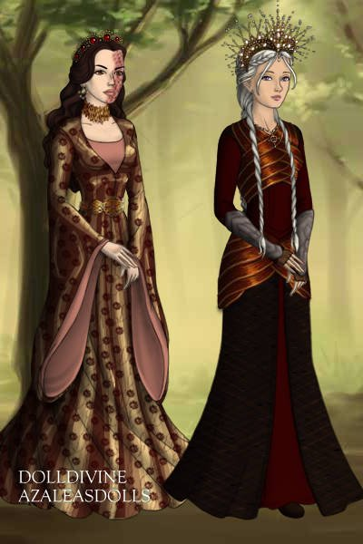 Queens of Westeros 2 ~ Second set in the Queens of Westeros ser