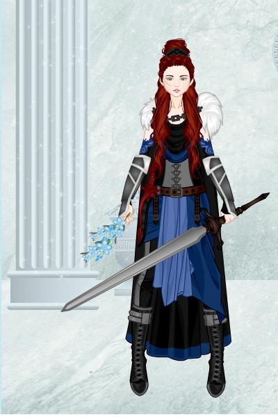 Sansa Stark, Queen of the North ~ Sansa Stark reclaiming her birthright to