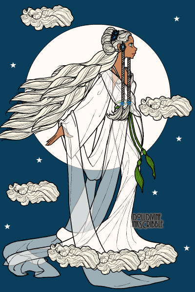 Princess Yue - 月神 ~ #Yue #Avatarthelastairbender #Moonspirit