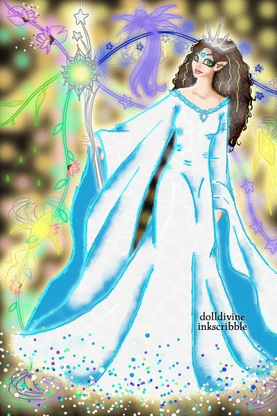 Lady Akella of Dolldivine (Akella) ~ The fantacy bringer of dolldivine, a tri