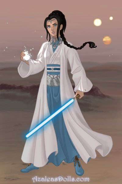The Hermit Moon Sage - Jedi Master ~ The Hermit Moon Sage will not hesitate t