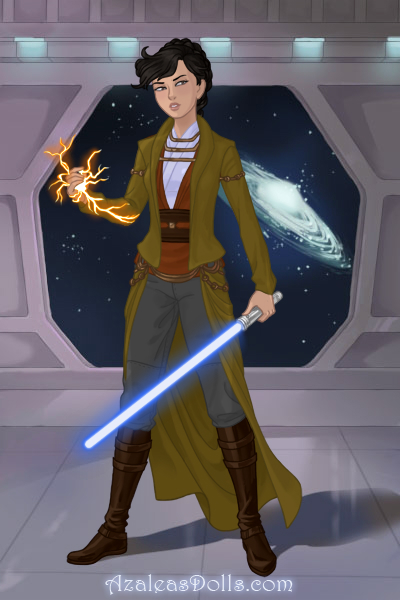 A good Jedi can\'t just have one outfit! ~ Even more...I wish we could add multiple