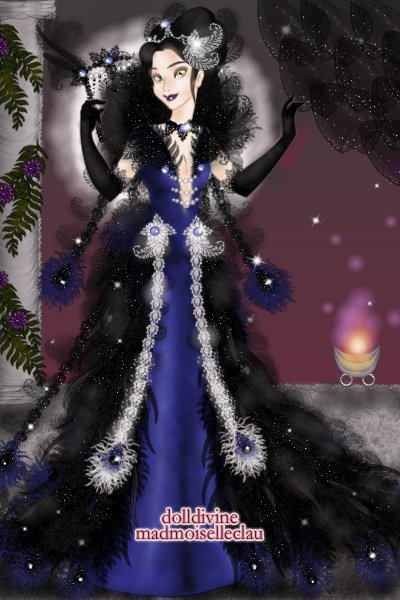 Black Phoenix of Twilight ~ Now we have a princess version of <a hre