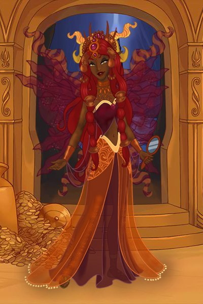 the Dreaming Queen ~ Lylith (Li-li-th), the greatest of Lylla