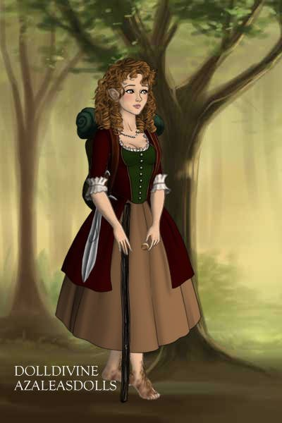 Bilba Baggins ~ Gender Swapped Bilbo Baggins [For Amanda