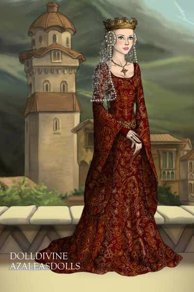 Joan Of Kent ~ By LadySky