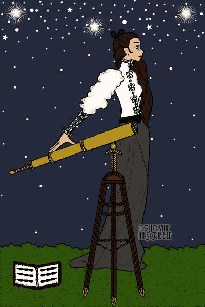 Henrietta Swan Leavitt ~ by LadySky