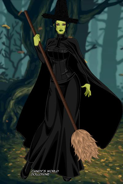 Wicked Witch of the West ~ Wicked Witch of the West, Wizard of Oz