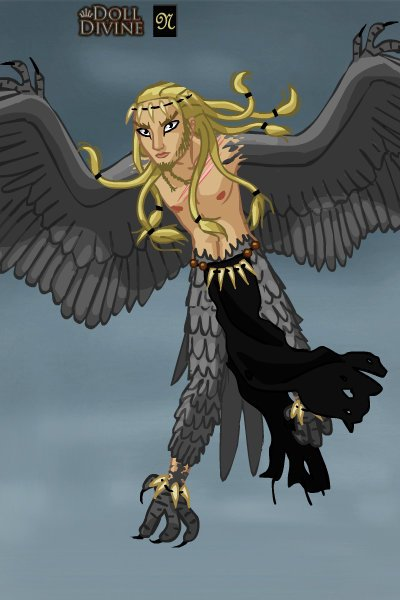 Rakish ~ Rakish the Stormwing from Tamora Pierce'