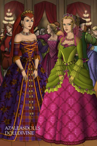 Ugly Step Sisters By Zannakay