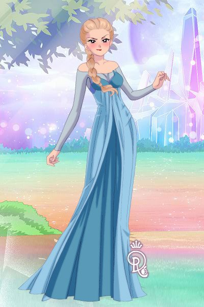 Elsa ~ made by Grace :)
