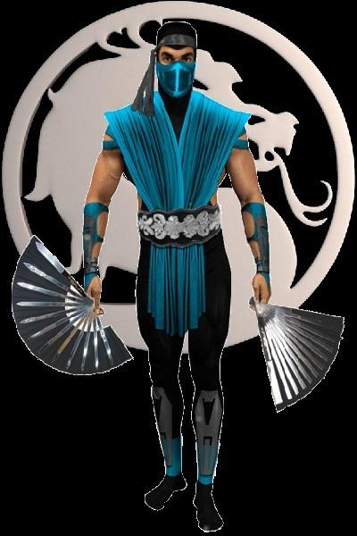 Prince Kitan Mortal Kombat Gender Bender By Yammerhammer