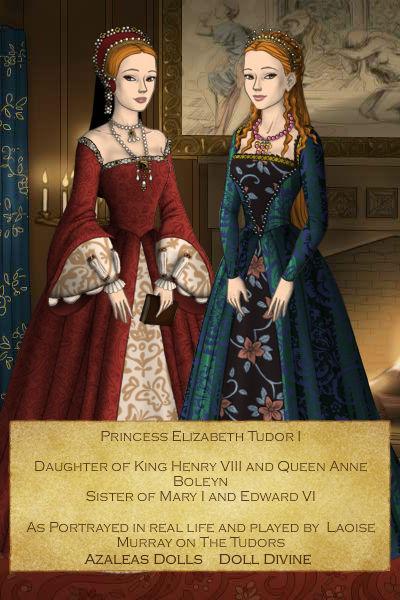 Princess Elizabeth I Tudor: Daughter of King Henry VIII ...