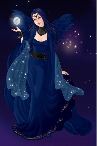 Princess Luna By Wolfwing