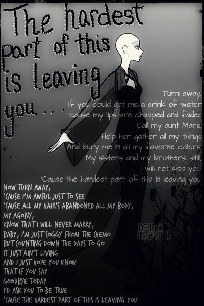 Cancer- My Chemical Romance (modified) ~