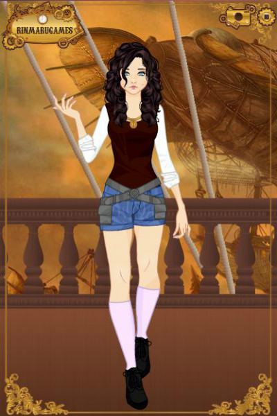 Mel (For match made in hgischool RP) ~