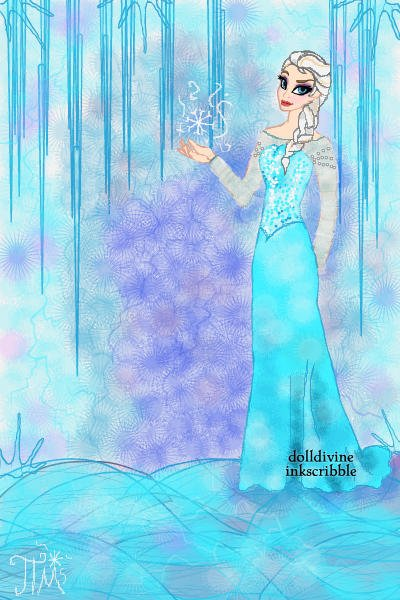 The Cold Never Bothered Me Anyway. ~ Queen Elsa, from Disney's Frozen. #Repos