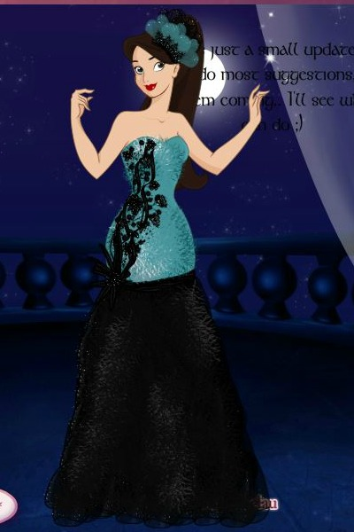 This is just a random dress with no back ~ #Ballgown #Princess