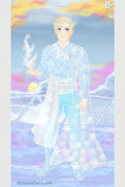 That Perfect Boy is Gone! ~ Genderbent Frozen is my favorite. #Froze