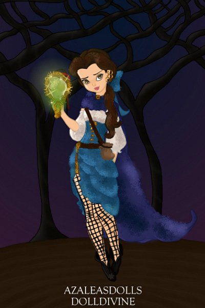 Steampunk Belle ~ Completely failed fishnets #Disney #Prin